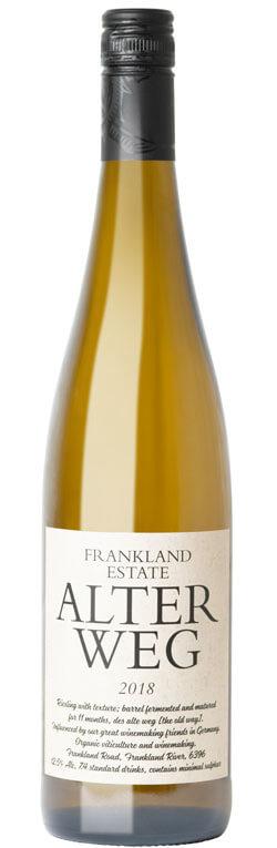 Wine Bottle for Frankland Estate