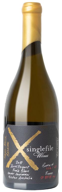 Wine Bottle for Singlefile
