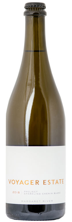 Wine Bottle for Voyager Estate