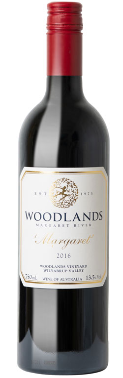 Wine Bottle for Woodlands