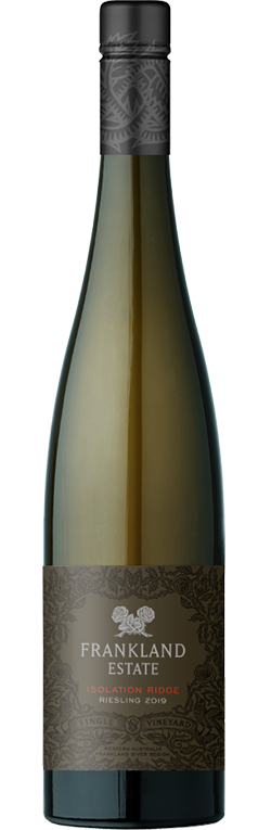 Wine Bottle for Frankland Estate Isolation Ridge