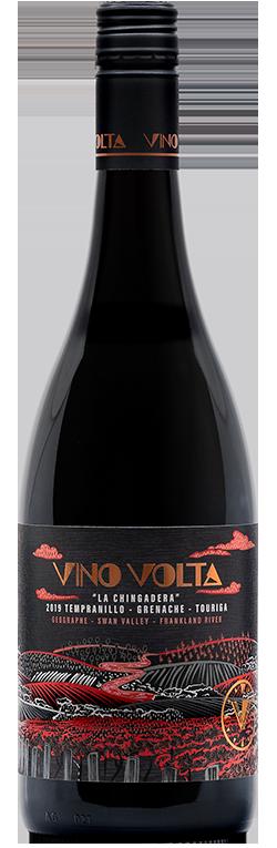 Wine Bottle for Vino Volta La Chingadera